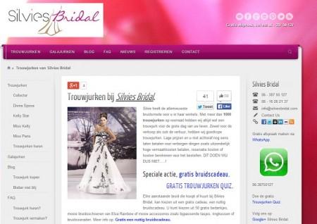 voorbeeld website