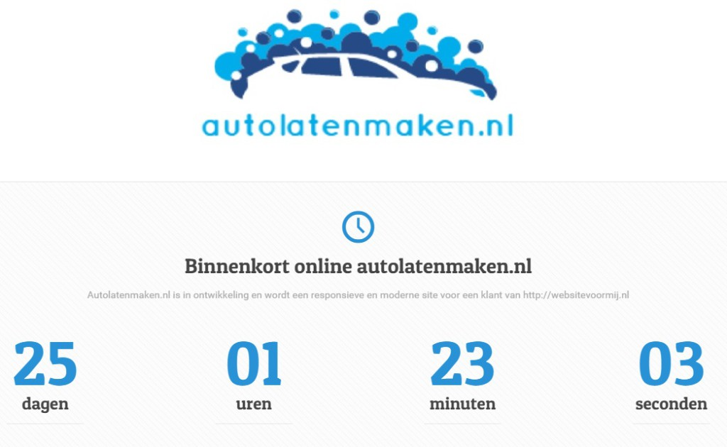 website laten maken bij websitevoormij.nl